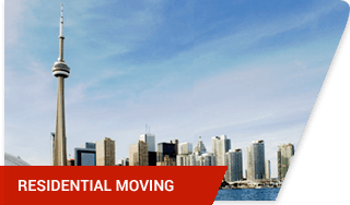 Residential Moving Companies Toronto