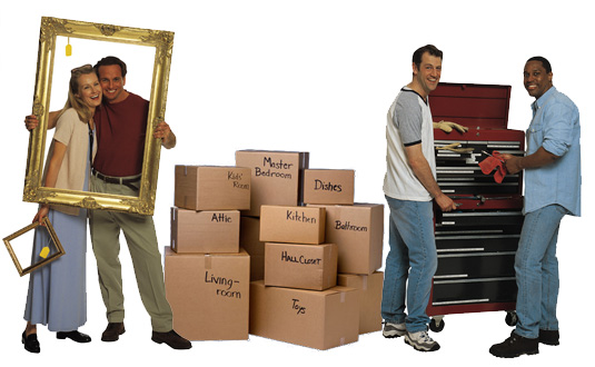 The proper local moving companies