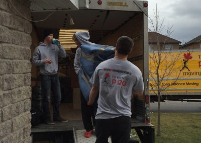 Moving Company Toronto Agincourt Balance