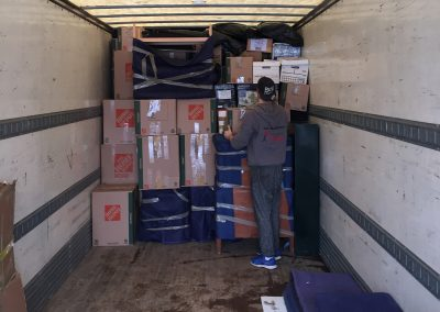 Moving Company Toronto Almost Perfect Order