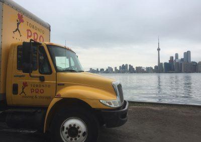Moving Company Toronto Break Landscape
