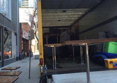 Moving Company Toronto Carry to the truck