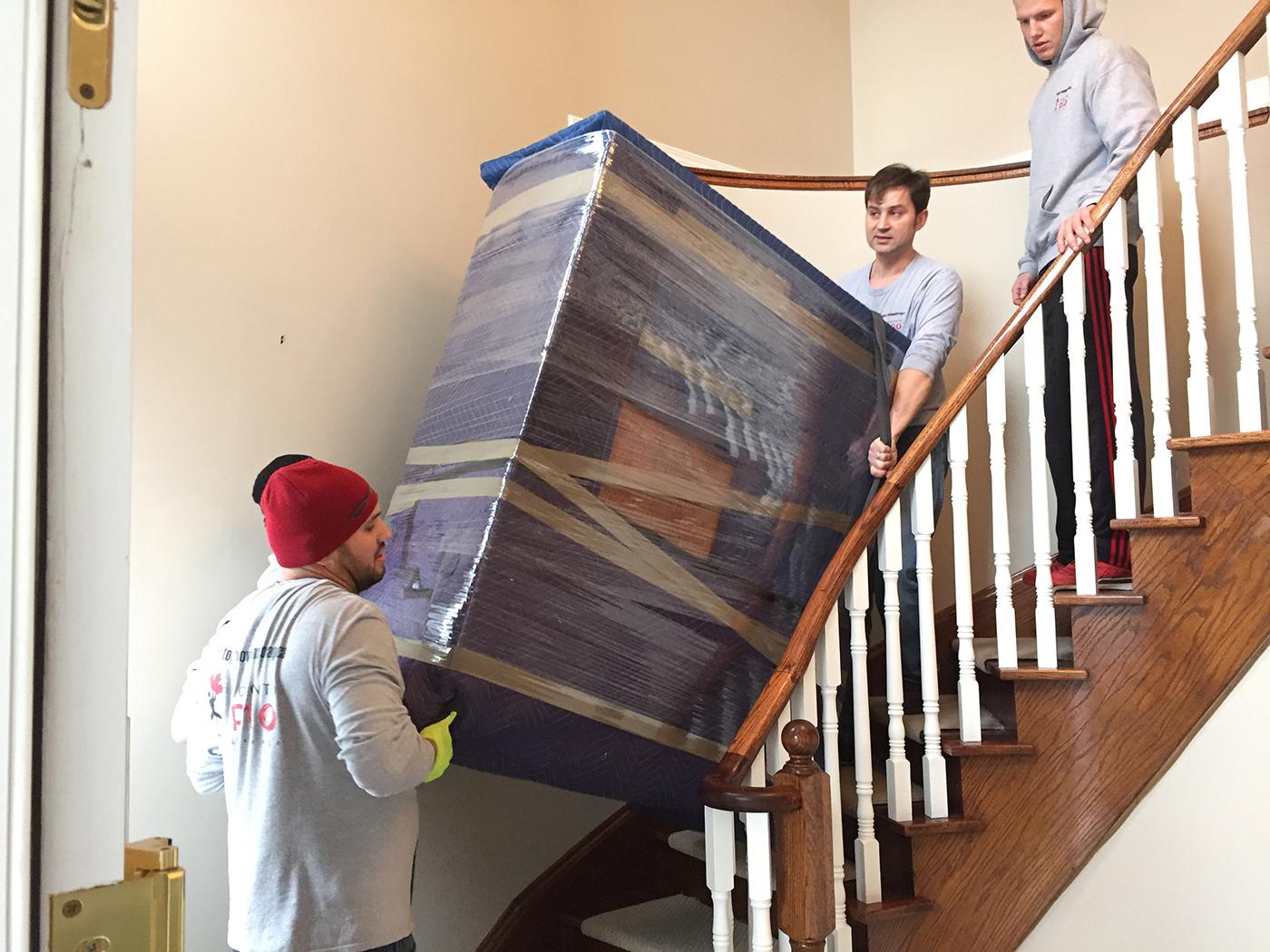 Moving Company Toronto Cliffside Piano Movers