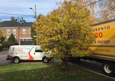 Moving Company Toronto Destination