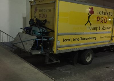 Moving Company Toronto Full Loaded