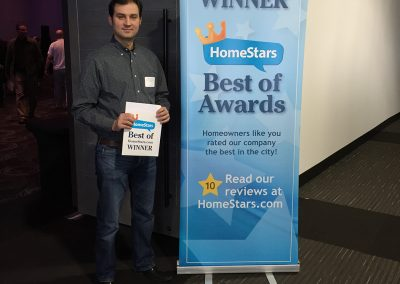 Moving Company Toronto Homestars Awards