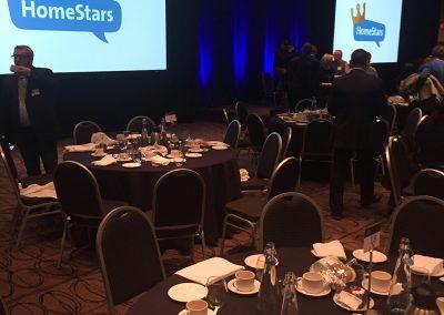 Moving Company Toronto Homestars Awards Party