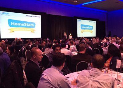 Moving Company Toronto Homestars Awards Party Time