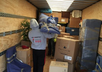 Moving Company Toronto Matching things