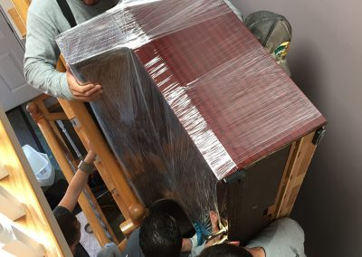 Moving Company Toronto Moving Big Piano