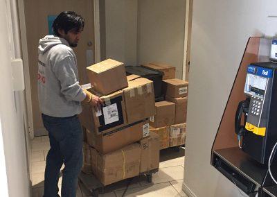 Moving Company Toronto Moving Small Things