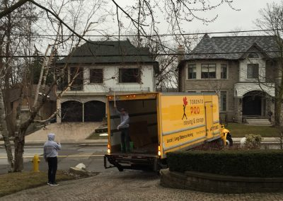 Moving Company Toronto Moving Team