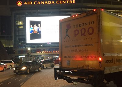 Moving Company Toronto Moving all day long