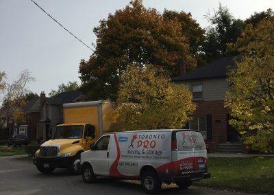 Moving Company Toronto New Home