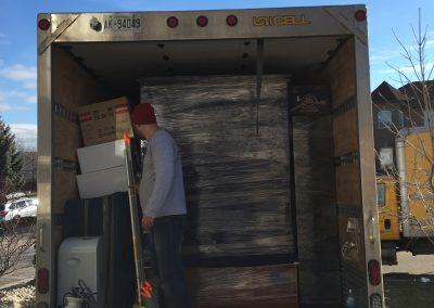 Moving Company Toronto Organize the Truck