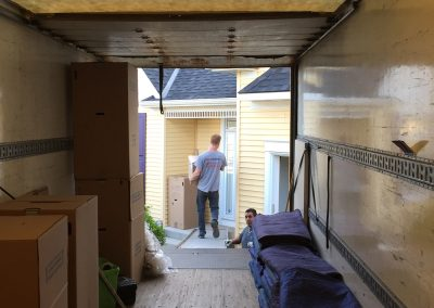 Moving Company Toronto Our Trucks