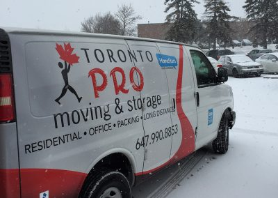Moving Company Toronto Our car is ready for work