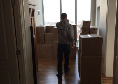Moving Company Toronto Packing