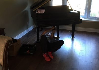 Moving Company Toronto Packing Piano