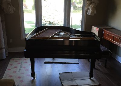 Moving Company Toronto Piano Ready to move