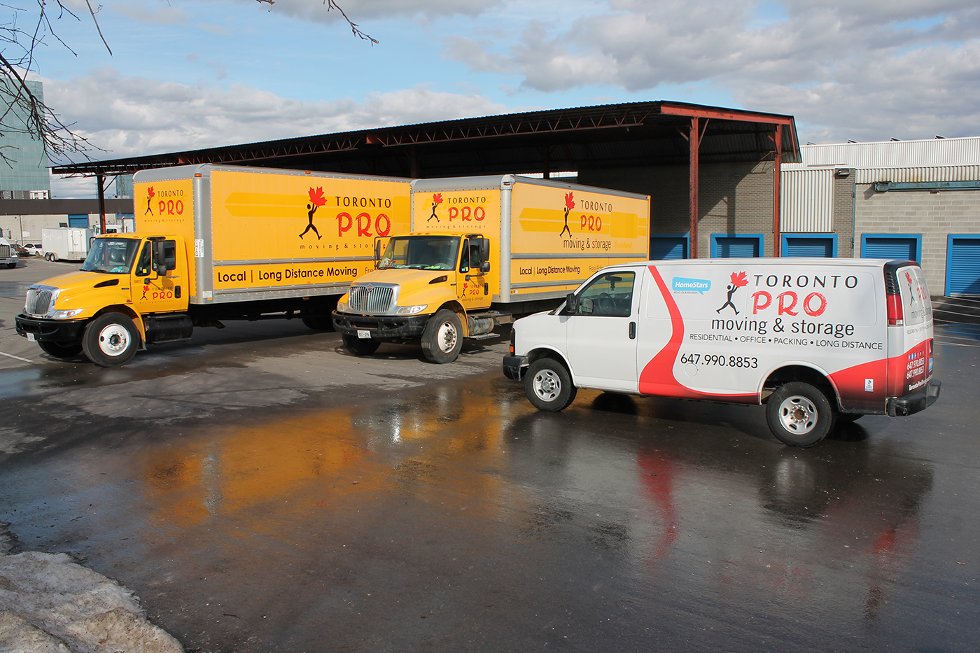 Moving Company Toronto Preparing For New Adventure