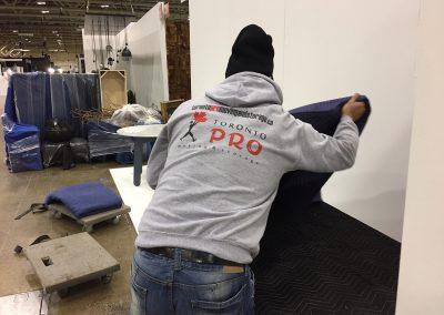 Moving Company Toronto Preparing for Moving