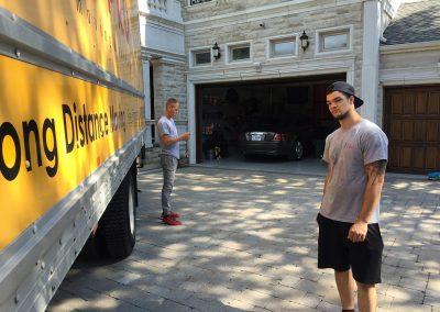 Moving Company Toronto Preparing to move