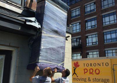 Moving Company Toronto Second Chance