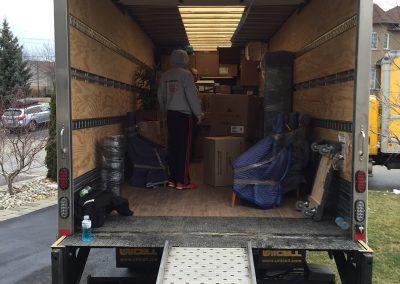 Moving Company Toronto Sorting Things
