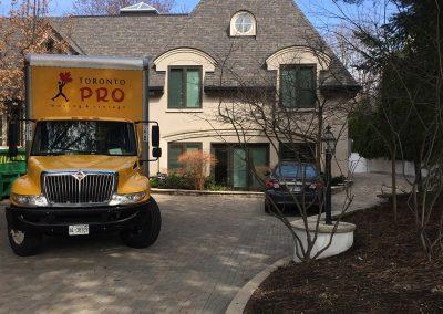 Moving Company Toronto Starting Point