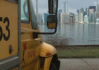 Moving Company Toronto Stop for Panorama
