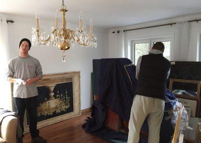 Moving Company Toronto Team Work