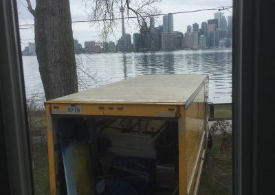 Moving Company Toronto Truck