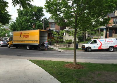 Moving Company Toronto Unpack to Destination