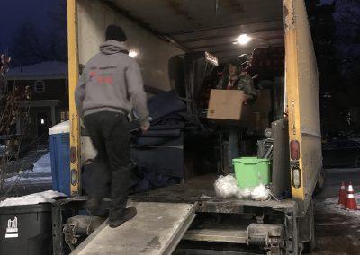 Moving Company Toronto Unpacking
