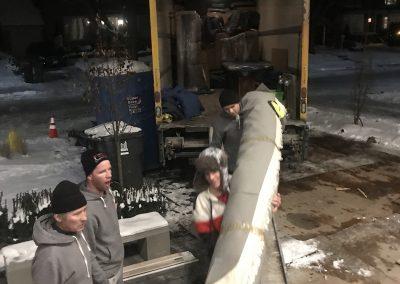 Moving Company Toronto Unpacking time