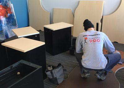 Moving Company Toronto Working hard